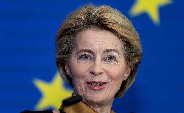 Ursula von der Leyen. FOTO: AFP