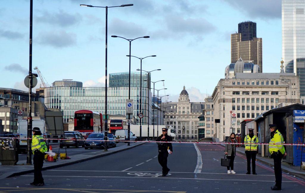 »Človek, ki je izvedel napad v Londonu ... je bil borec Islamske države«