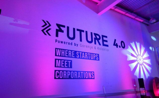 Future 4.0, startup, korporacije, Saša inkubator Foto Milka Bizovičar