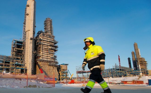 38 milijard kubičnih metrov plina na leto bo lahko pripeljal plinovod. Foto: Maxim Shemetov/Reuters