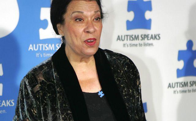 Shelley Morrison je umrla v bolnišnici Cedars-Sinai Medical Center v Los Angelesu. FOTO: Reuters