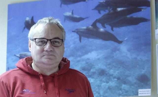 Boro Štrumbelj je začrtal številne nove smernice za vrnitev slovenskega plavanja na nekdanjo raven. FOTO: Mavric Pivk/Delo