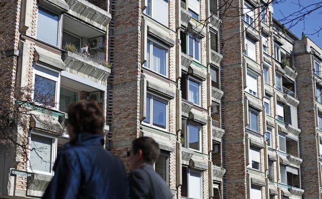 Ko zahladi, je udobno tudi pri stopinji manj v stanovanjih. FOTO: Leon Vidic/Delo