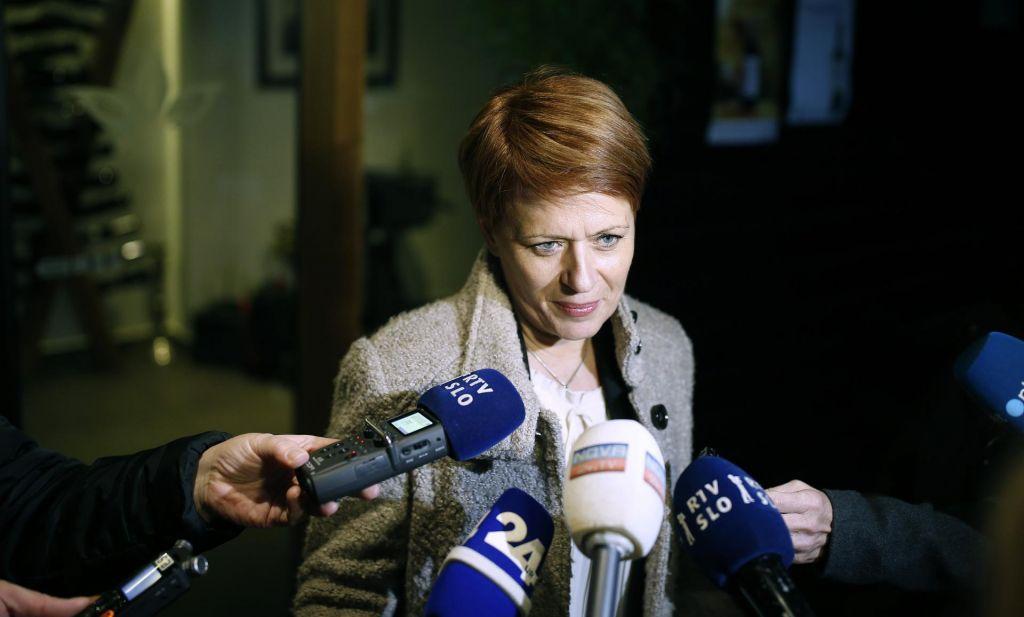 Kmetijska ministrica pripravljena ponuditi odstop