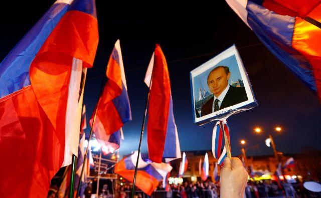 Na Krim je po priključitvi k Rusiji vlagala v glavnem ruska država. FOTO: Reuters