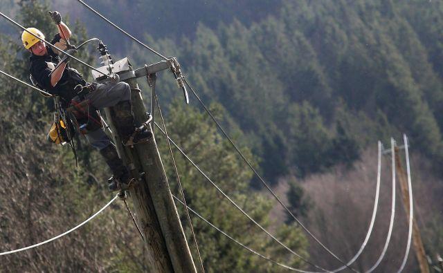 Po oceni Roberta Goloba, predsednika uprave Gen-i, zaradi prevzema E3 na trgu z električno energijo ne bi presegli 40-odstotnega tržnega deleža.<br /> Foto Tomi Lombar
