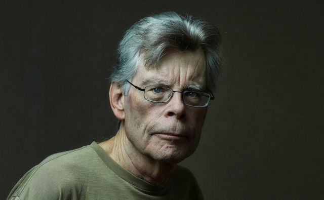 Stephen King je eden najslavnejših pisateljev grozljivk. FOTO: Wikipedija