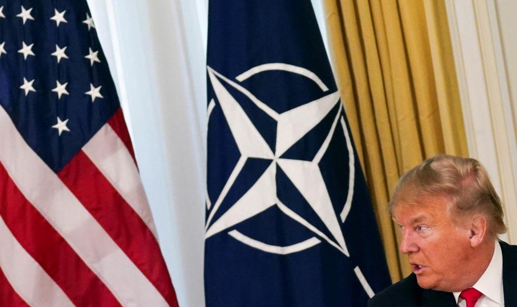 70. obletnica zveze Nato se je začela s prepiri