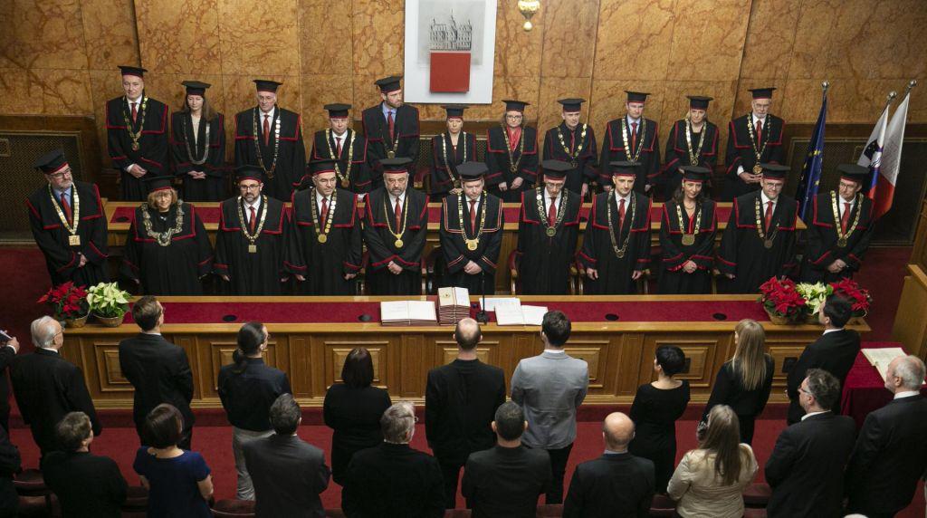 FOTO:Red za izredne zasluge Univerzi v Ljubljani