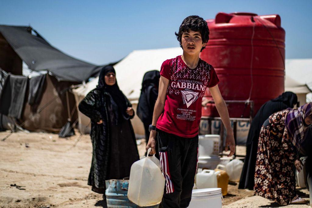 Vrnitev taboriščnikov iz Sirije povzroča vihar v BiH