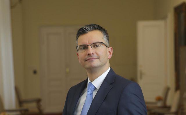 Marjan Šarec predsednik vlade FOTO: Jože Suhadolnik