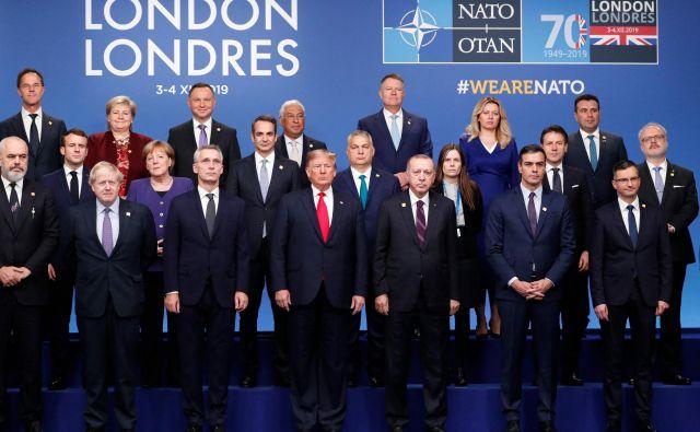 V Natu si prizadevajo, da bi v prihodnosti Kitajsko vključili v oborožitvene sporazume. FOTO: AFP