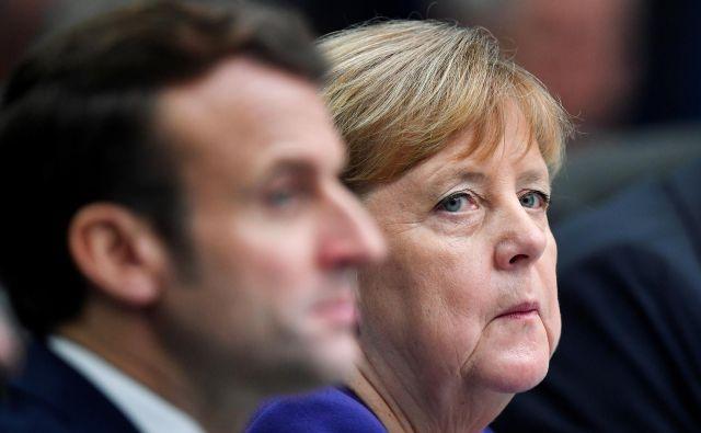 Drugače od francoskega ekskluzivizma je v nemškem vodenju Evrope običajno prepoznaven univerzalizem.<br /> Foto Reuters