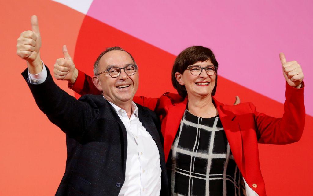 Kaj še lahko naredi SPD, da bi se izognila pozabi?