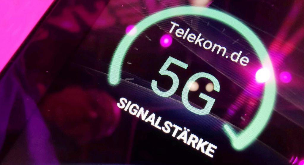 Deutsche Telekom zamrznil nakupe opreme za 5G