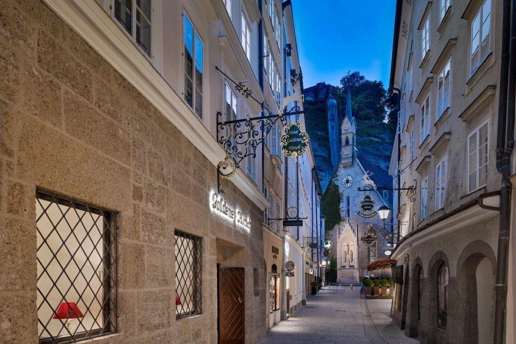 FOTO:Zlata ikona Salzburga