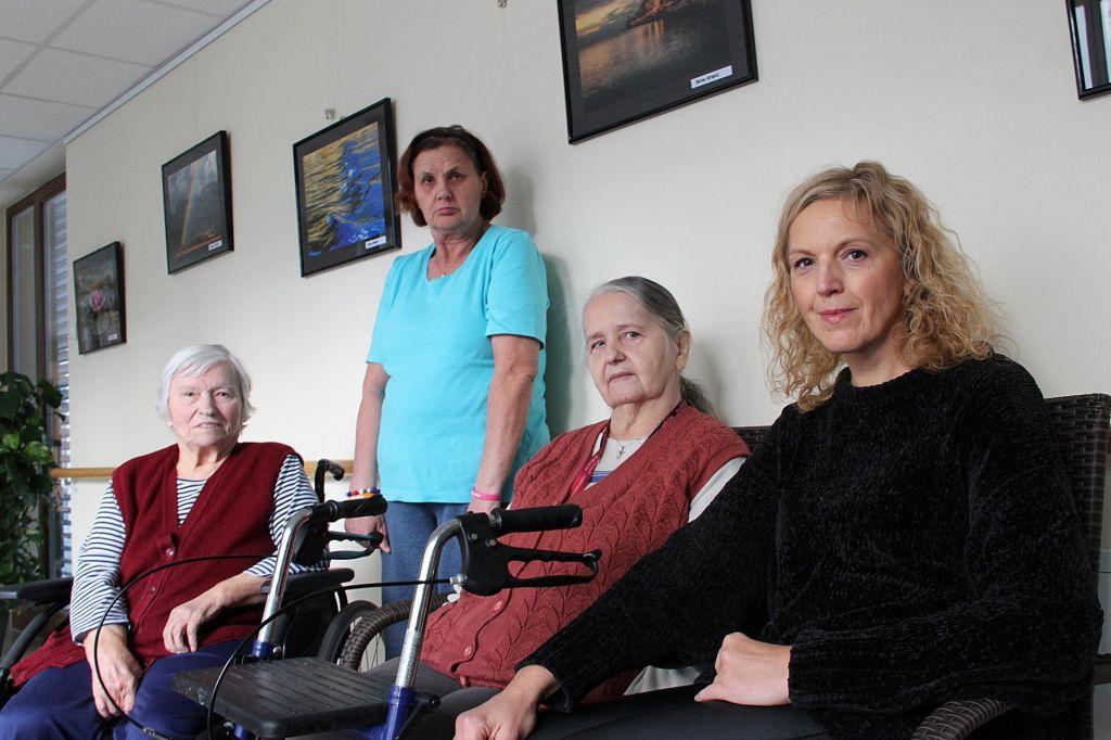 Neprecenljiva izkušnja s starejšimi