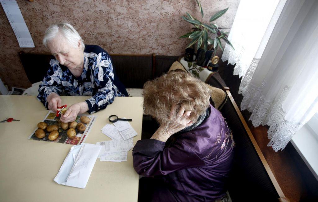 Beljakovinska podhranjenost starejših je velik problem