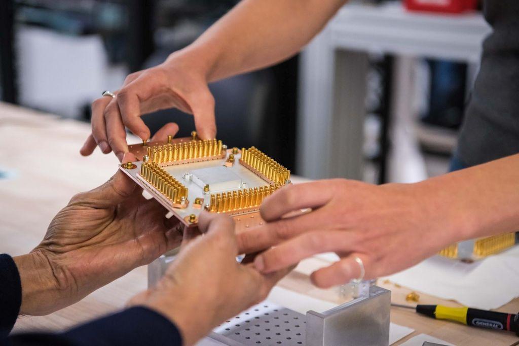 Tudi Amazon ima načrte s kvantnimi računalniki