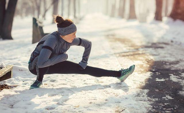 Raziskave nakazujejo, da se stresni odzivi povečujejo že, ko se začnejo temperature spuščati proti petim stopinjam Celzija.Foto: Shutterstock