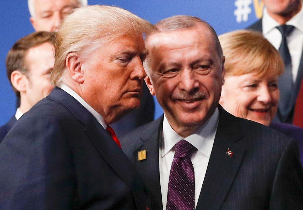 Naraščajoča geostrateška moč Turčije in erozija Zahoda