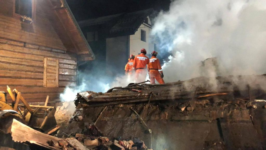 V eksploziji na Poljskem osem mrtvih