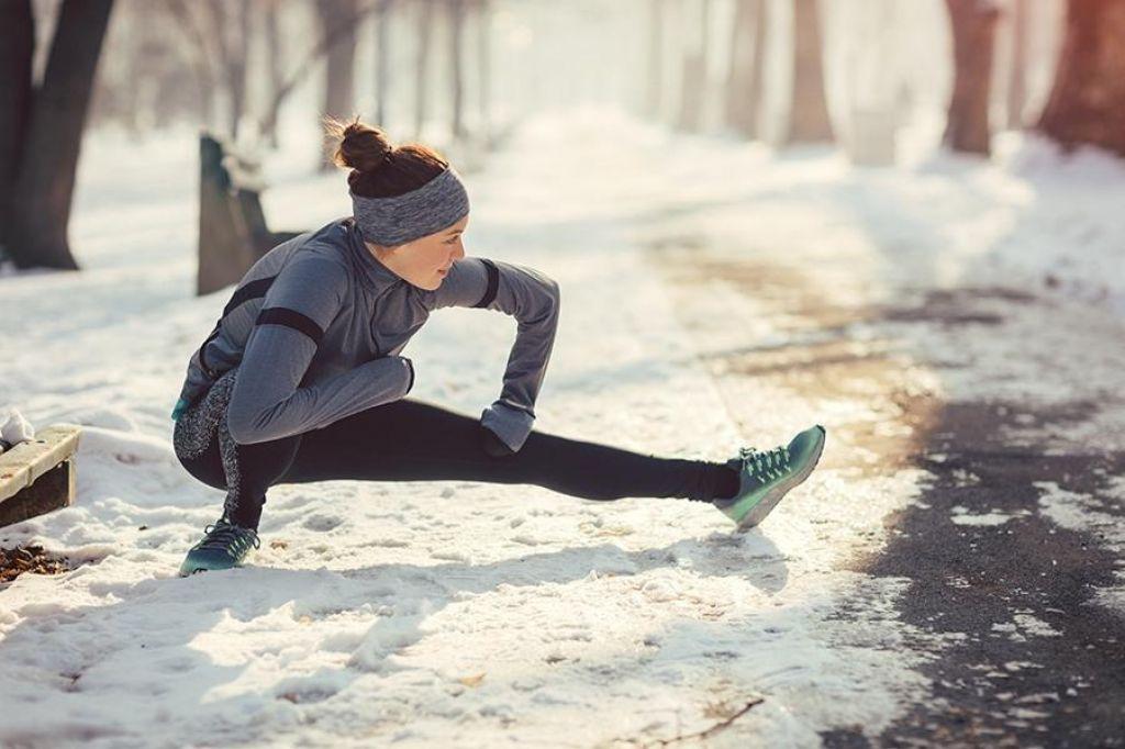 Kako naj športnik pozimi zaščiti svoje zdravje