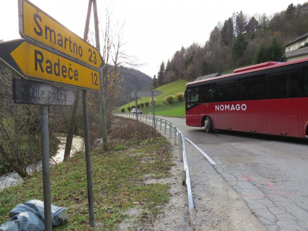 FOTO:Tito je obljubil, direkcija uresničila cestni projekt