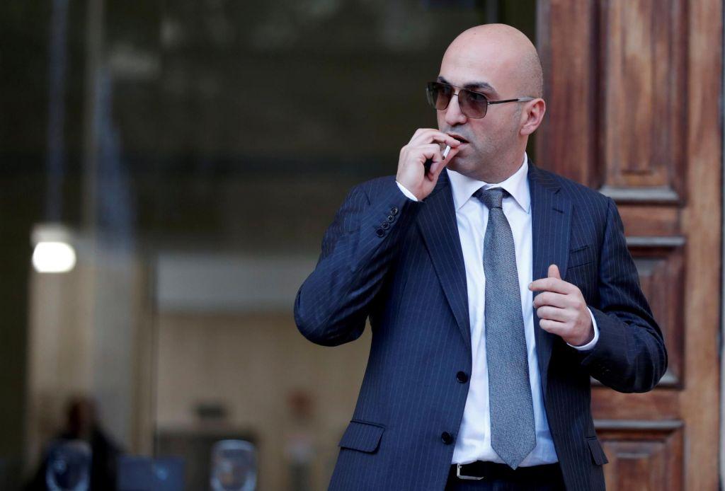 Fenech zatrdil, da ga je Schembri obveščal o preiskavi umora novinarke