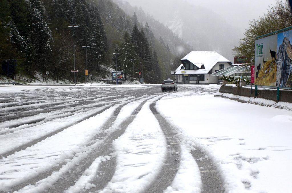 FOTO:Na zimsko cesto previdno in z vozno kondicijo