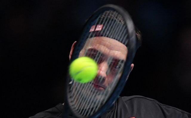 Rogerja Federerja na turnirjih velikokrat spremlja družina. FOTO: AFP