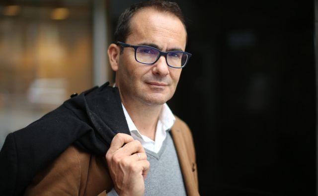 David Jimenez, španski novinar, dopisnik in pisatelj. FOTO: Jure Eržen/Delo