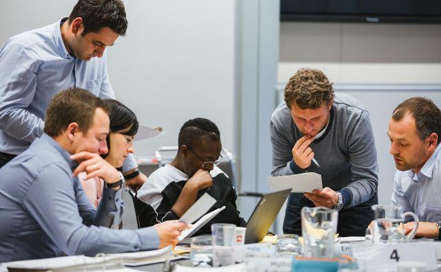 Executive MBA se razlikuje od drugih podobnih študijev pri nas. FOTO: Boris Pretnar