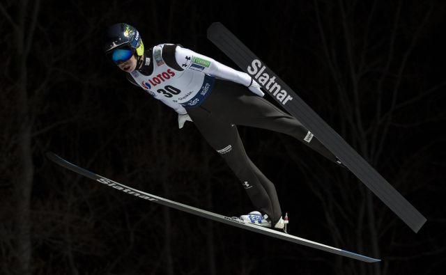 Tilen Bartol je kvalifikacije končal na 9. mestu. FOTO: SZS