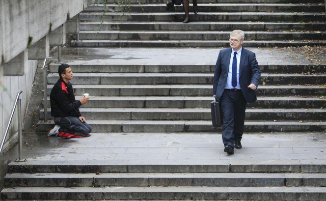 Predsednik KPK Vladimir Štefanec še ne ve, ali bo kandidiral za še en mandat. FOTO: Leon Vidic/Delo