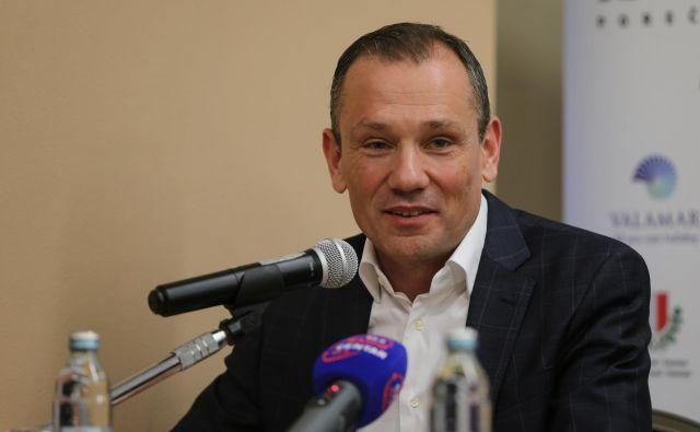 Nekdaj najboljši hrvaški kolesar Vladimir Miholjević je tesno povezan s Slovenijo. FOTO: Frane Kranjec/prijavim.se