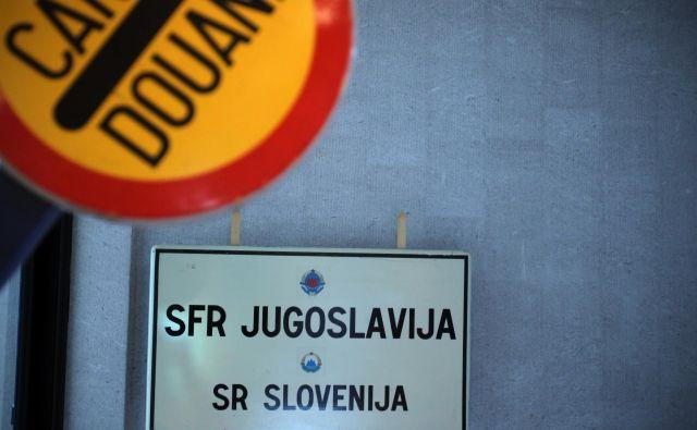 Sergej Flere: »Da ne bo pomote– v Jugoslaviji je obstajal enostrankarski sistem, ampak je ta tudi deloval konsociacijsko.« Foto Blaž Samec