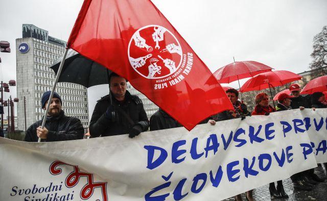 Tone Pelko: »Komunizem, socializem ali kak drug kolektivizem veljajo za strašno zlo, so skoraj psovke. Vsak je odgovoren le zase, nam pridigajo bogati.« Foto Uroš Hočevar