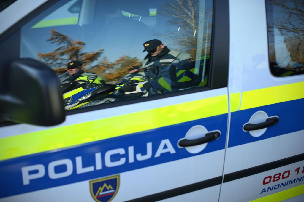 Na severni ljubljanski obvoznici prometna nesreča s smrtnim izidom
