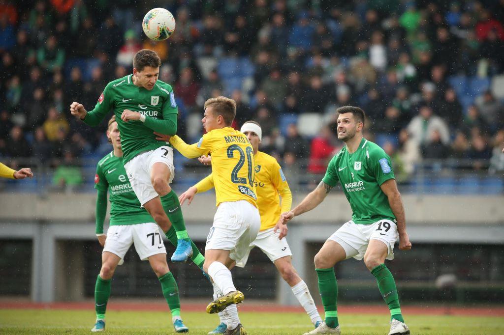 FOTO:Olimpija ima boljše igralce kot Maribor