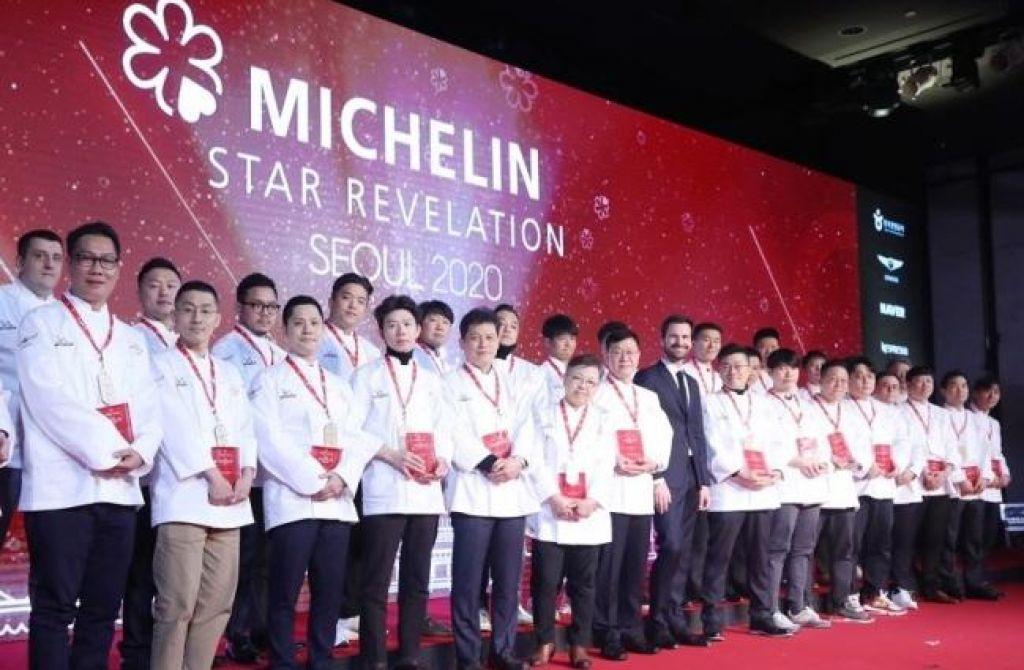 Ženska, ki bi rada Michelinove ocenjevalce pregnala iz Koreje