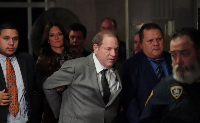 Tožilci so zahtevali, da mu varščino dvignejo na pet milijonov dolarjev, sodnik pa je odločitev preložil do naslednjega tedna. FOTO: Bryan R. Smith/Afp