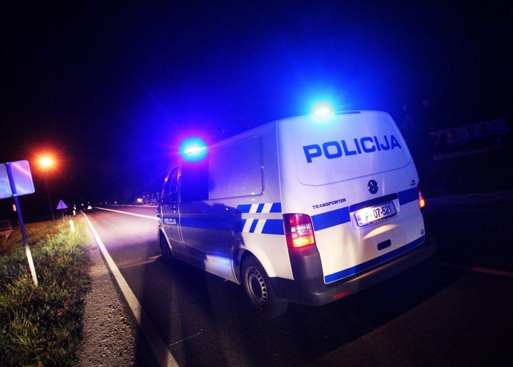 V hudem trčenju umrla 32-letni voznik in njegov 26-letni sopotnik