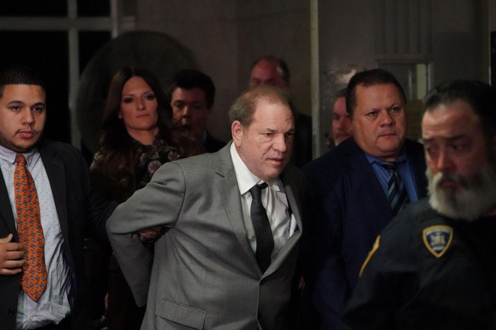 Weinstein več kot 50-krat posegel v napravo za spremljanje gibanja