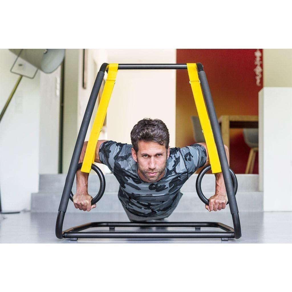 FOTO:Nagrajeno orodje za telovadbo doma