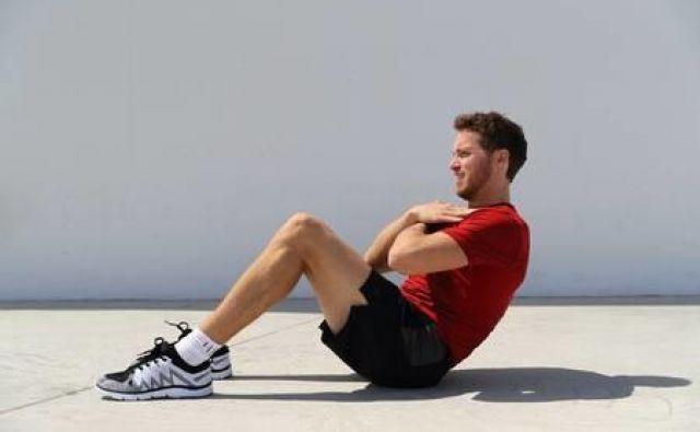 Jedro vsebuje vse mišice, mišice rok in nog, pravzaprav vse na našem telesu. Foto: Shutterstock