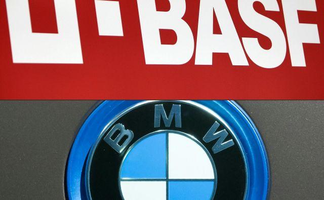 Pri razvoju baterij za evropske električne avotmobile bodo sodelovala različna podjetja, kot npr. BMW ali BASF. FOTO: AFP