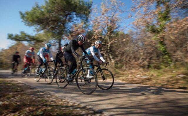 V Istri vsako leto pripravijo več kolesarskih dogodkov, dirk in maratonov, s katerimi si želijo privabiti ne le kolesarje, temveč tudi njihove spremljevalce in družine. FOTO: KL-Photo