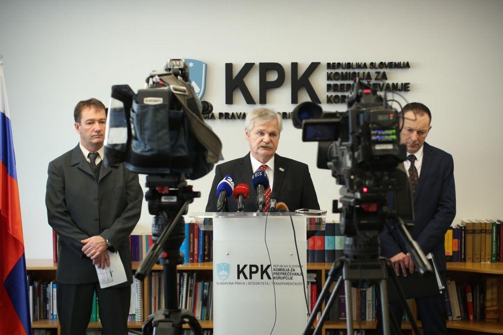 Boris Štefanec se je prijavil za nov mandat na čelu KPK