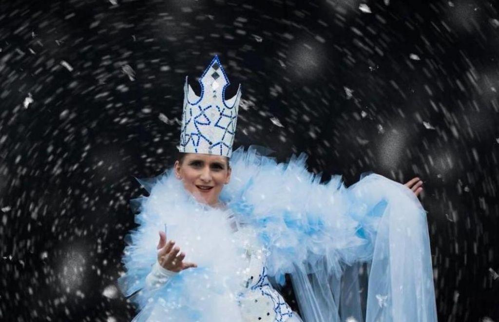 Namigi prireditev: Snežna kraljica, Striček Vanja in Nicole Mitchell